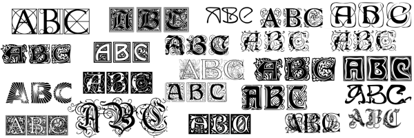Latex Font Package 93